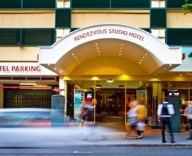 Rendezvous Studio Hotel Brisbane On George - Australia Accommodation