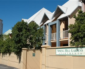 Spring Hill Gardens Apartments - Australia Accommodation