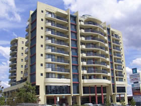 Springwood Tower Apartment Hotel - Australia Accommodation