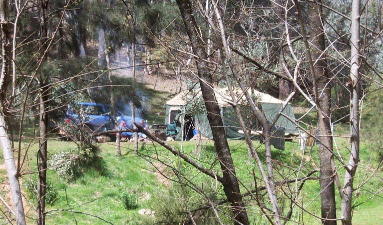Abercrombie Caves campground - Australia Accommodation