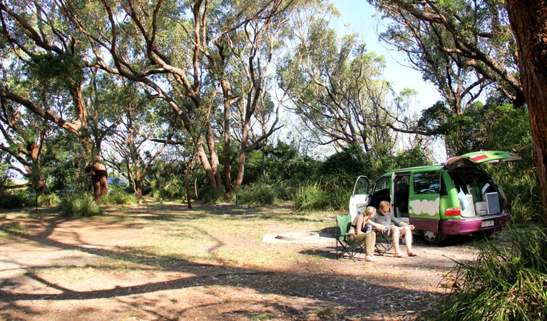 Aragunnu campground - Australia Accommodation