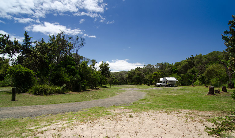 Banksia Green campground - Australia Accommodation