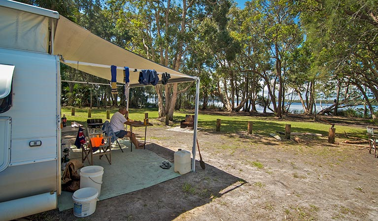 Dees Corner campground - Australia Accommodation