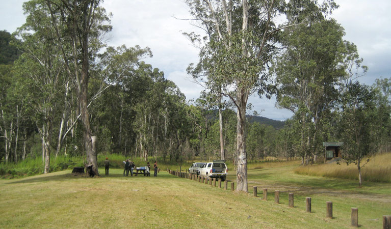 Doon Goonge campground - Australia Accommodation