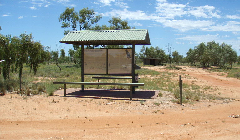 Fort Grey campground - Australia Accommodation