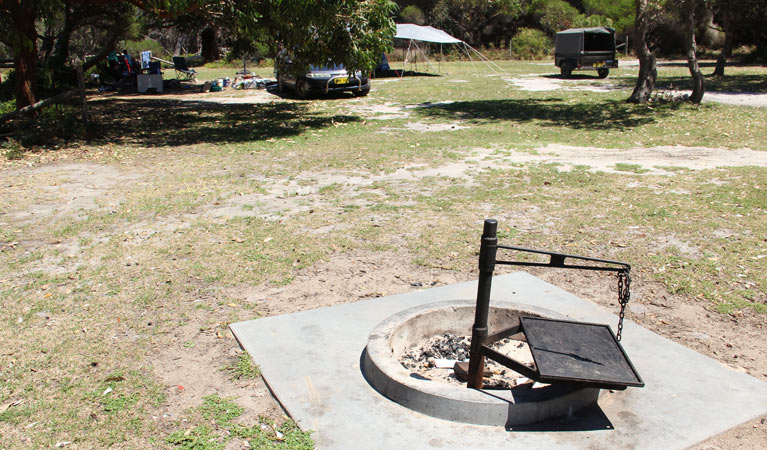 Gillards campground - Australia Accommodation