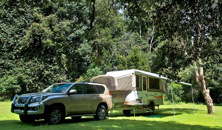 Gloucester River campground - Australia Accommodation