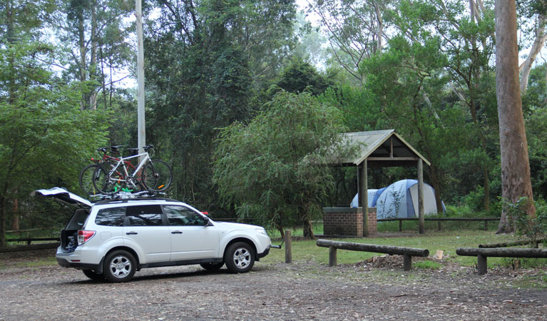 Mill Creek campground - Australia Accommodation