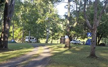 The Channon Village Campground - Australia Accommodation