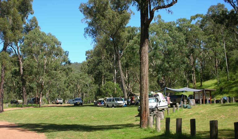 Washpools campground - Australia Accommodation