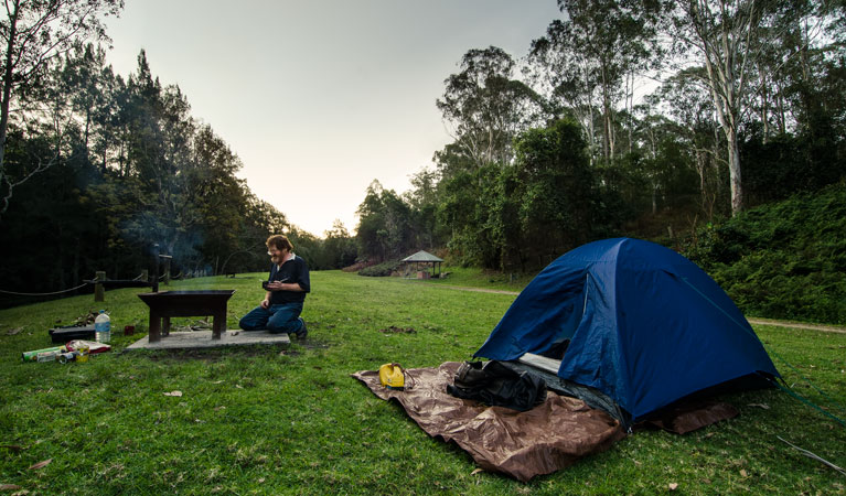 Woko campground - Australia Accommodation