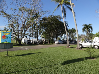 Ingham Tourist Park formerly Palm Tree Caravan Park - Australia Accommodation