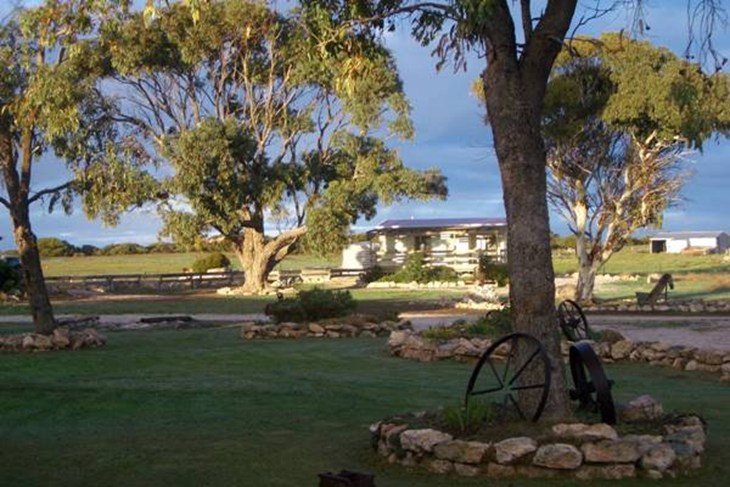 Coodlie Park - Port Kenny - Venus Bay - Australia Accommodation