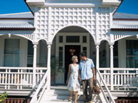 Wiss House Bed and Breakfast - Australia Accommodation