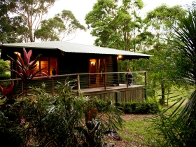 Coolabine Ridge Eco Sanctuary - Australia Accommodation