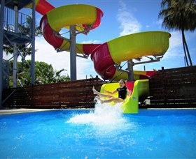 BIG4 Capricorn Palms Holiday Village - Australia Accommodation