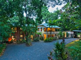 Red Mill House in Daintree - Australia Accommodation