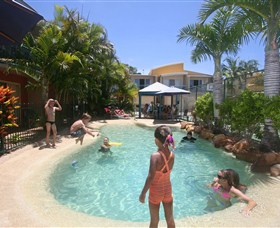 Coolum Beach Getaway Resort - Australia Accommodation