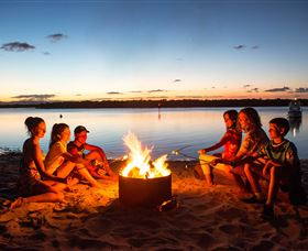 South Stradbroke Island Camping - Australia Accommodation
