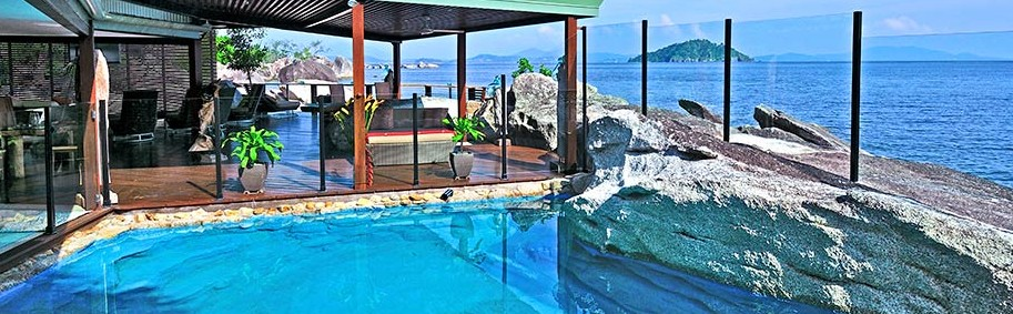 East Bedarra Island Retreat - Australia Accommodation