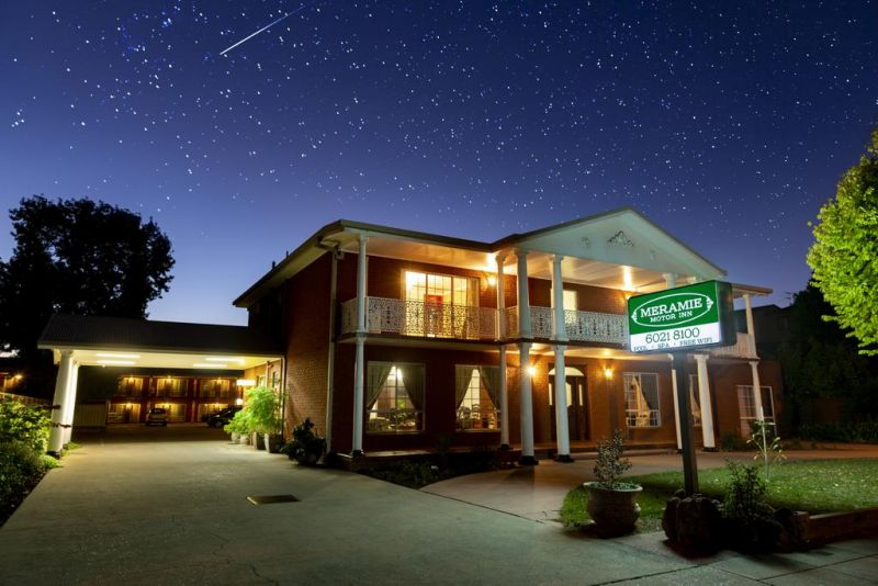 Meramie Motor Inn - Australia Accommodation