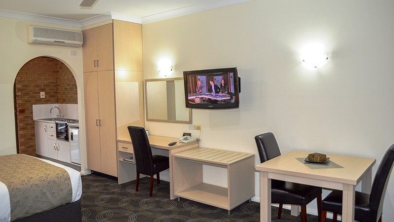 Best Western Zebra Motel - Australia Accommodation