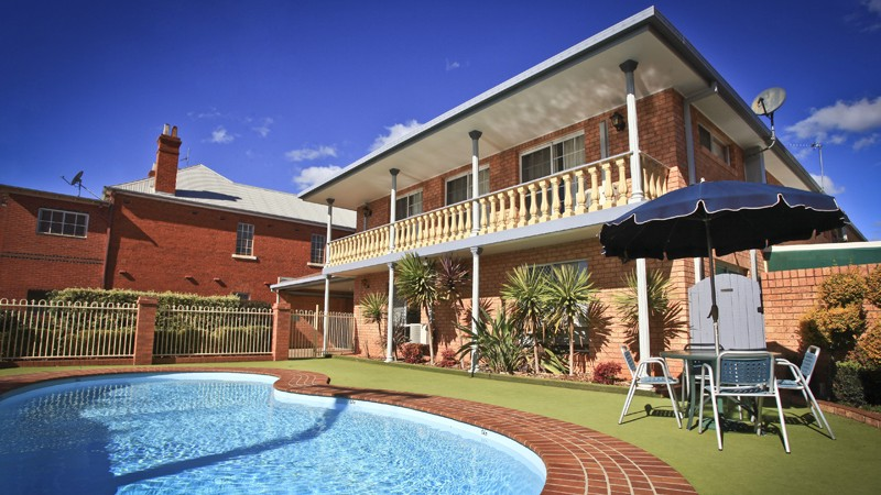 Best Western Blue Diamond Motor Inn - Australia Accommodation