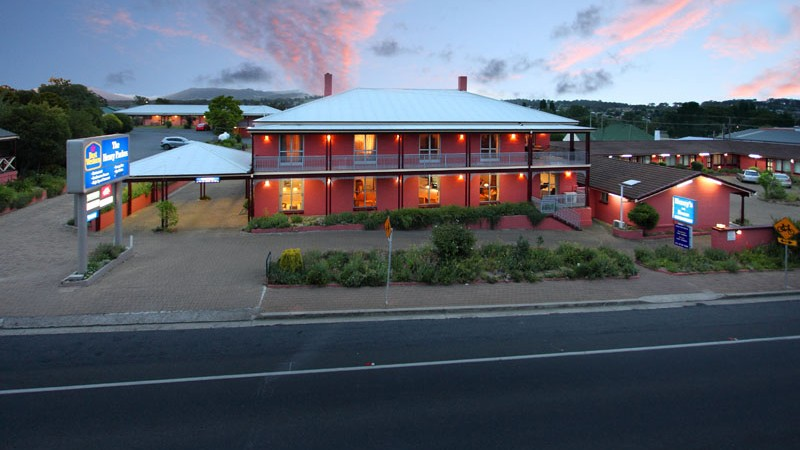 Best Western The Henry Parkes - Australia Accommodation