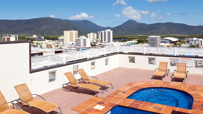 BEST WESTERN PLUS Cairns Central Apartments - Australia Accommodation
