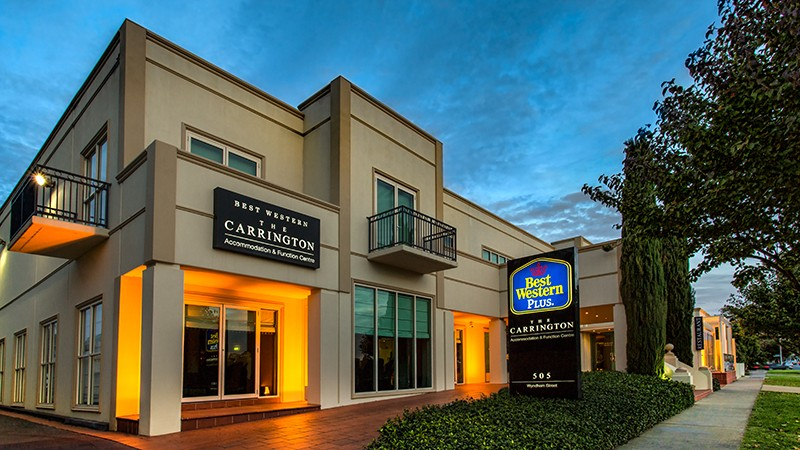 BEST WESTERN PLUS The Carrington - Australia Accommodation