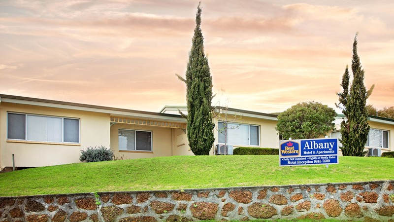 Best Western Albany Motel and Apartments - Australia Accommodation
