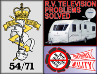 PinkTronix-RV TV Specialist - Australia Accommodation