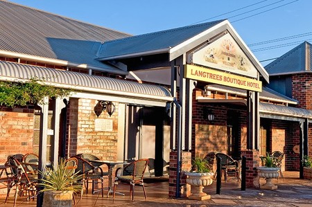 Langtrees Guest Hotel - Australia Accommodation