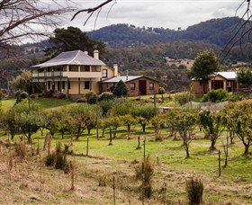 Stanton Bed and Breakfast - Australia Accommodation
