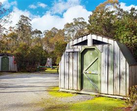 Discovery Holiday Parks Cradle Mountain Cosy Cabins - Australia Accommodation