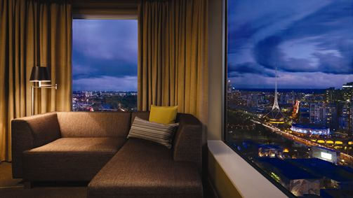 Grand Hyatt Melbourne - Australia Accommodation