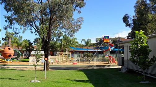 Nathalia Motel and Holiday Park - Australia Accommodation