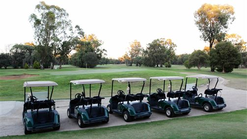Deniliquin Golf Leisure Resort - Australia Accommodation