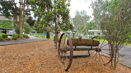Crystal Brook Tourist Park - Australia Accommodation