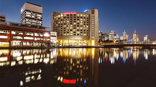 Crowne Plaza Melbourne - Australia Accommodation