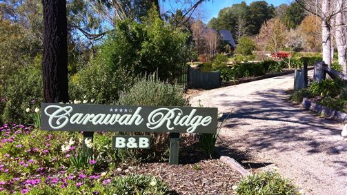 Carawah Ridge Bed and Breakfast - Australia Accommodation