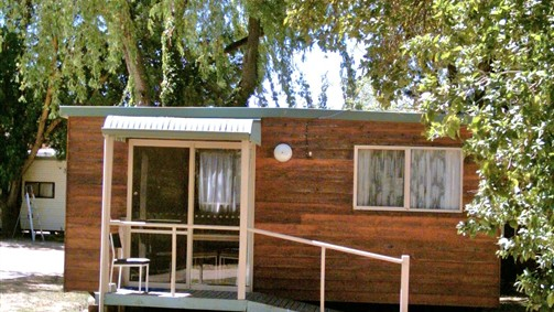 Castlemaine Central Cabin  Van Park - Australia Accommodation