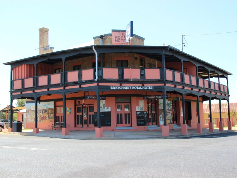 Royal Hotel Mendooran - Australia Accommodation