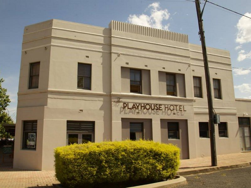 The Playhouse Hotel - Australia Accommodation