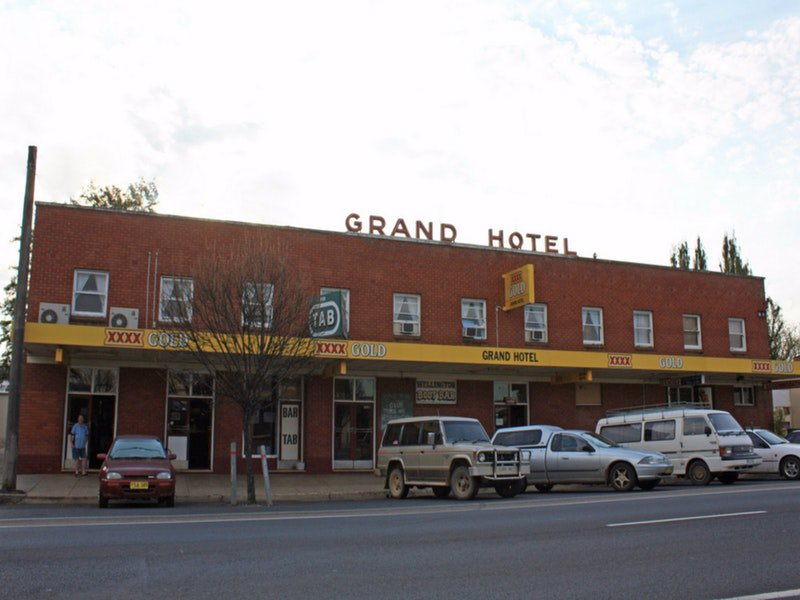 Grand Hotel Wellington - Australia Accommodation