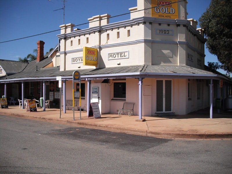 Royal Hotel Grong Grong - Australia Accommodation