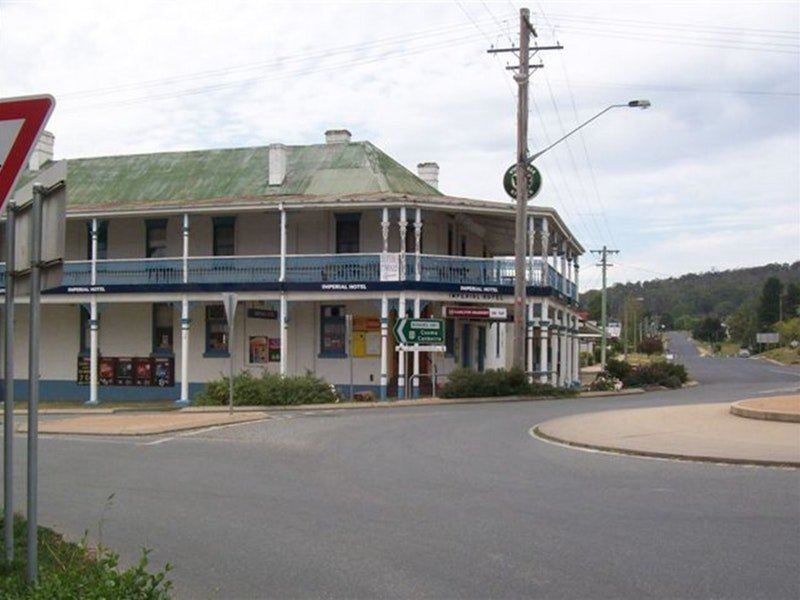 Imperial Hotel Bombala - Australia Accommodation