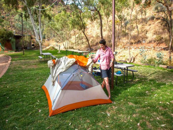 Standley Chasm Angkerle Camping - Australia Accommodation