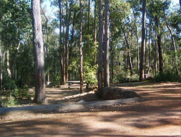 Barrabup Camp at St John Brook National Park - Australia Accommodation