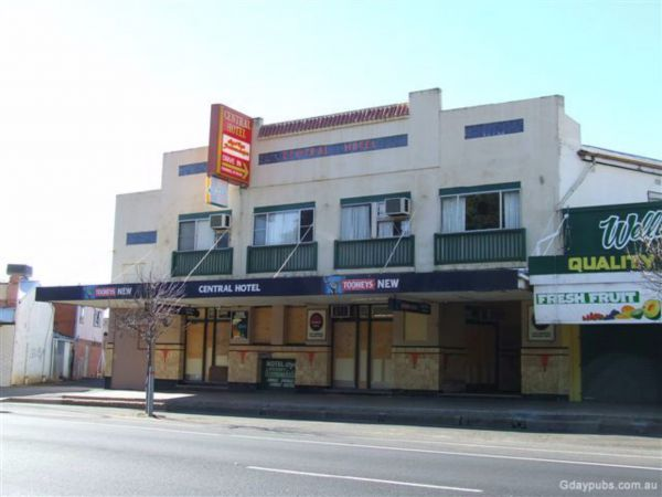 The Central Hotel - Australia Accommodation